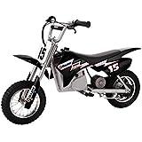 Razor MX400 24 Volt Dirt Rocket Electric Motorcycle Bike, Black | 15128099