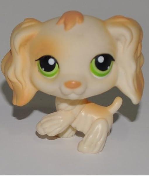 Littlest Pet Shop Cachorro Cocker Spaniel autêntico 347 Lps