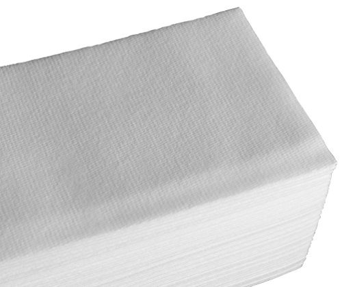 Linen Feel Disposable Guest Towels Cloth Like White