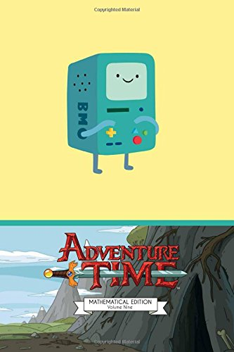 Adventure Time Vol. 9 Mathematical Edition