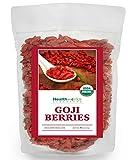 Best Goji Berries - Healthworks Goji Berries Raw Organic, 8 Ounce Review