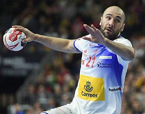 Camiseta Joma 2º Equipación Oficial España Balonmano Blanca Azul 2019 - XXL: Amazon.es: Deportes y aire libre