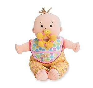 Amazon Com Manhattan Toy Baby Stella Feeding And Bib