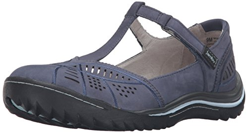 - Jambu Women's Bridget Flat, Denim Blue, 9 M US