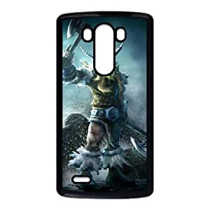 LG G3 Cell Phone Case Black League Of Legends KHG Phone Case Custom Customized