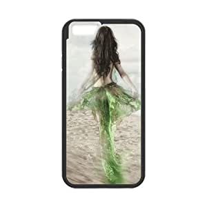 Flamenco-Dancer iPhone 6 4.7 Inch Cell Phone Case Black