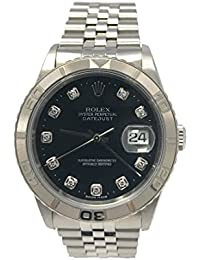 Datejust swiss-automatic mens Watch 16264 (Certified Pre-owned)