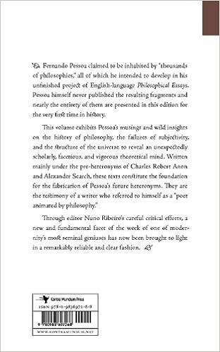 Amazon.com: Philosophical Essays: A Critical Edition ...