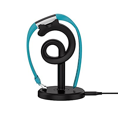 Fitbit Charge 2 Charger, AnsTOP Portable Anti-Slip Charging Stand Docking Cradle Charger Stand for Fitbit Charger 2