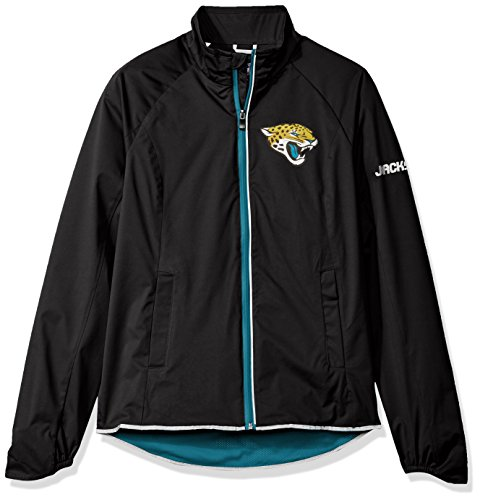 NFLレディースBatter軽量フルZipジャケット 3L ブラック