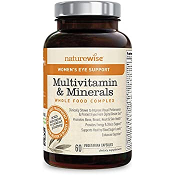 Best Women\\\\\\\\\\\\\\\'S Multivitamin 2020 Amazon.com: NatureWise Women's Multivitamin Whole Food Complex