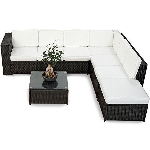 loungem bel outdoor schwarz. Black Bedroom Furniture Sets. Home Design Ideas