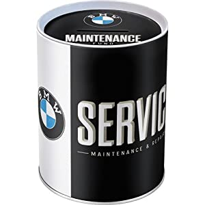 Tirelire BMW Service maintenance