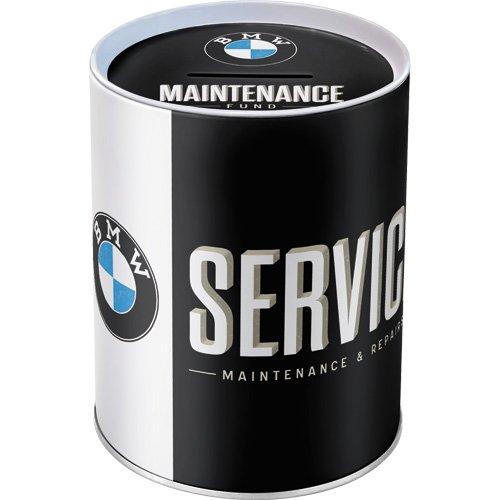 Tirelire BMW Service maintenance