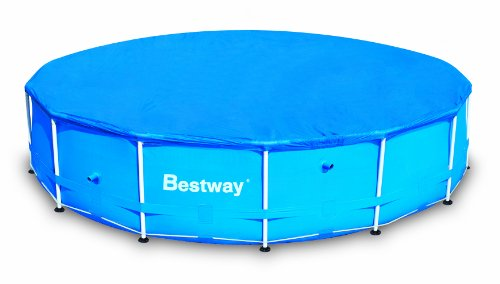 bestway 58038 funda para piscinas color azul 457 cm