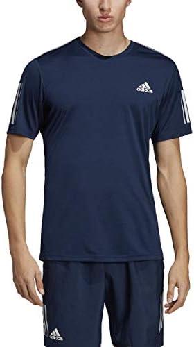 Club 3ストライプ テニスTシャツ