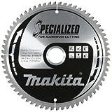 Makita b-09628Makita b-09628216x 30mm 64denti lama della sega circolare in alluminio, 1argento