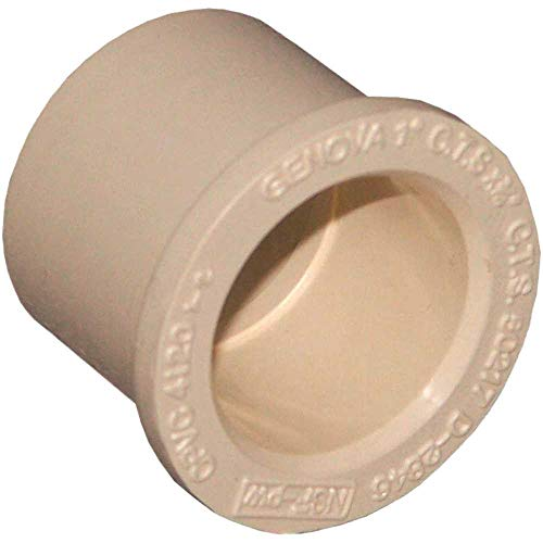 GENOVA PRODUCTS GIDS-321120 Flowguard Gold Cpvc Bushing, 3/4
