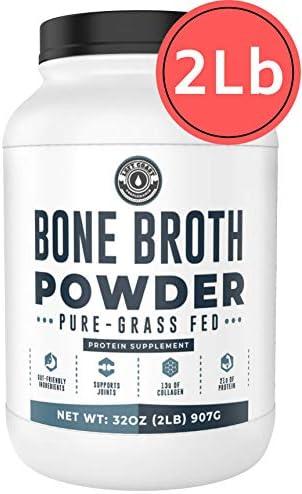 Bone Broth Powder Grass Protein