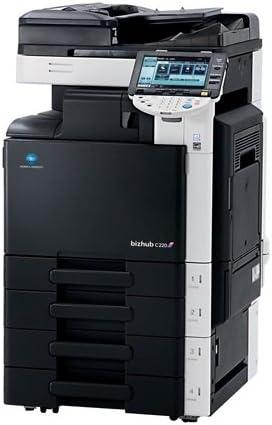 Konica Minolta Bizhub C 220 A3 fotocopiadoras de Red de Impresora ...