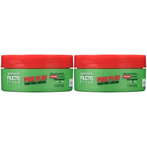 Garnier Hair Care Fructis Style Pixie Play Crafting Cream, 2 Count