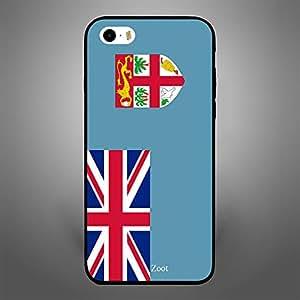 iPhone 5 Fiji Flag