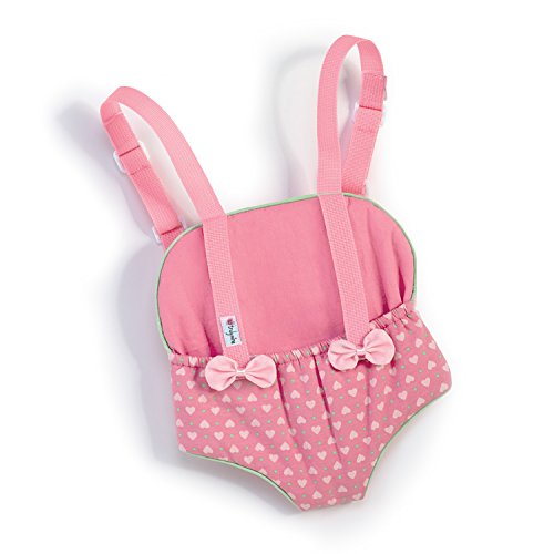 The Ashton-Drake Galleries So Truly Mine Baby Doll Pink Carrier Accessory: Ages 3 to 10 by