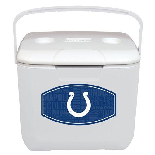 Coleman 30 Quart Cooler - Indianapolis Colts - Excursion Tailgate Cooler