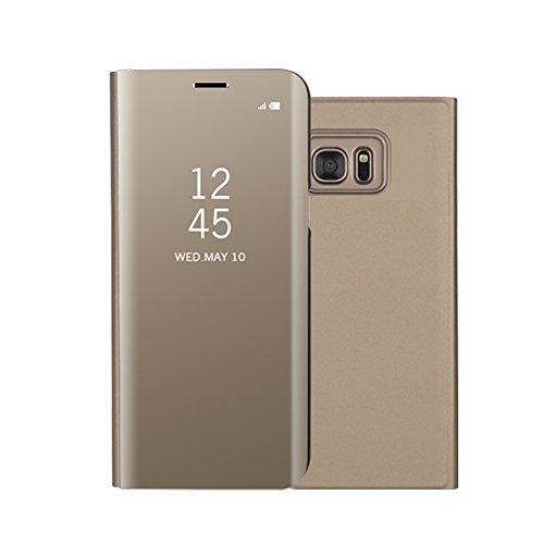 Slim Shockproof Case for Samsung Galaxy On7 (Gold) - 9