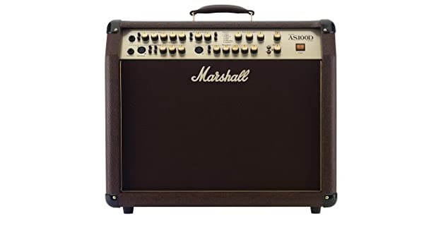 Marshall AS100D · Amplificador guitarra acústica: Amazon.es: Instrumentos musicales