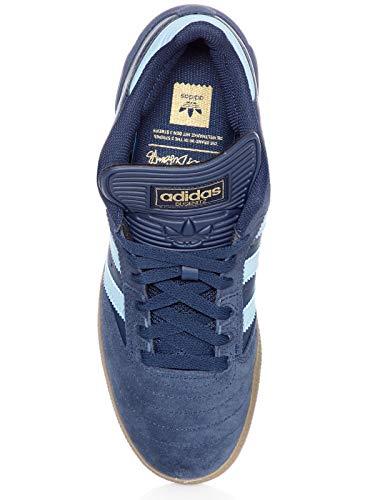 adidas Schuhe Busenitz Collegiate Dunkelblau Clear Blau Gum5