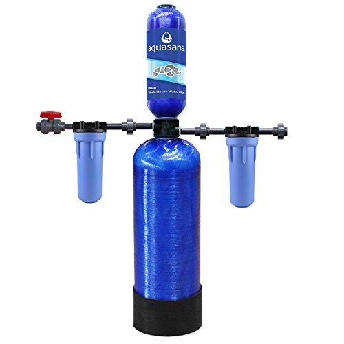 Aquasana EQ-400-AMZN Chloramines Whole House Water Filtratio