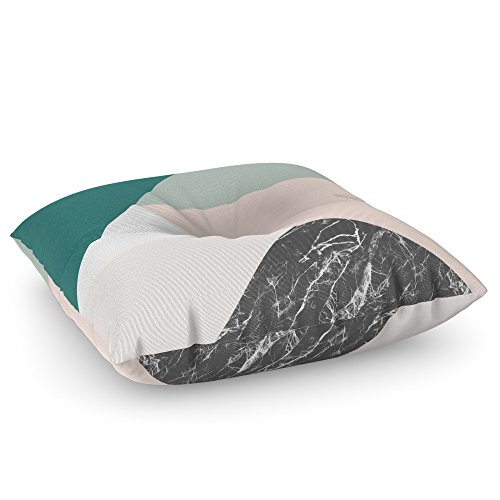 Tangram Floor (Society6 Tangram Floor Pillow Square 30