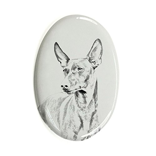 cirneco-delletna-oval-gravestone-from-ceramic-tile-with-an-image-of-a-dog