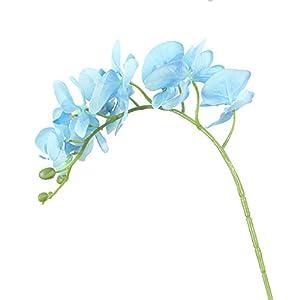 JJeendyuna Artificial Silk Butterfly Orchid Flower for Wedding Home Office Party Hotel Restaurant Decor 61