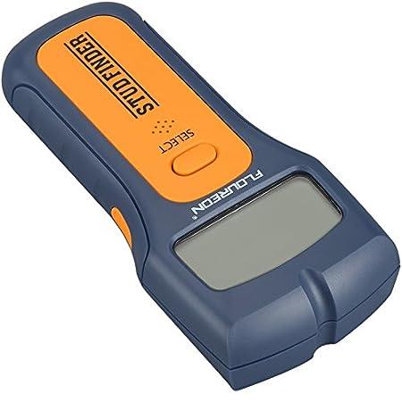 DyNamic TS79 3 en 1 Stud Finder detector de metal detector de madera detector de detección de voltaje de CA en vivo detectar pared escáner detrás de la ...