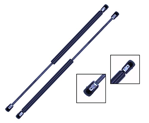 2 Pieces (SET) Hatch Lift Supports Porsche 944 / 924 / 968 (Support Porsche Lift 944)