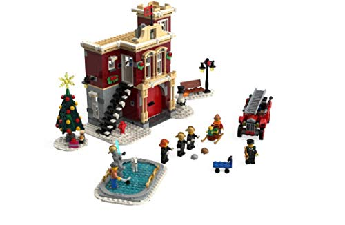 LEGO Creator Expert Winter Village Fire Station 10263 Building