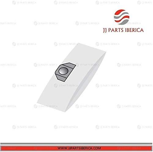 JJ PARTS IBÉRICA Pack 8UD Bolsas Aspirador Hoover Wet and Dry S ...