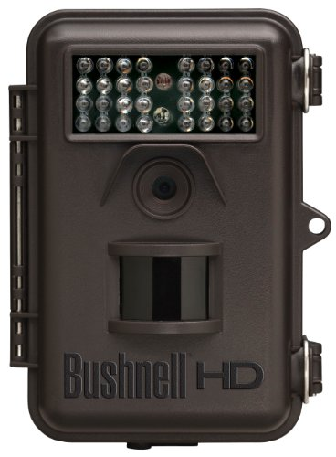 Bushnell 8MP Trophy Cam HD Hybrid Trail Camera with Night...