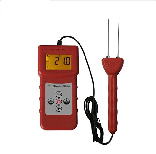 MS-C Textile Moisture Meter Measuring For Textile Materials, Clothes, Cotton, Yarm, Wool Moisture Meter Tester