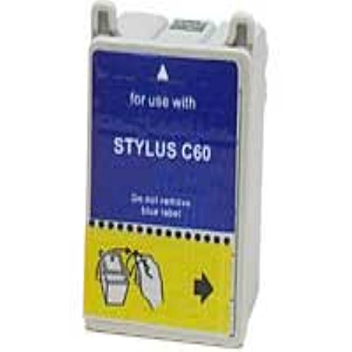 AIM Remanufactured Replacement - Remanufactured Stylus C50/60 Color Inkjet (300 Page Yield) (T029201-US) - ()