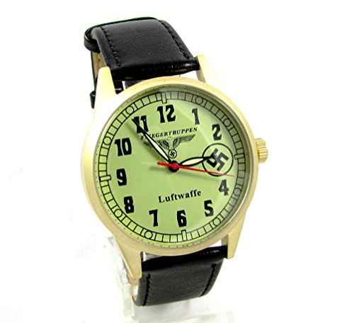 Raketa Aviator mens wrist watch Luftwaffe 17 Jewels USSR RARE Mens wrist Watch Vintage (Vintage Watches Rare)