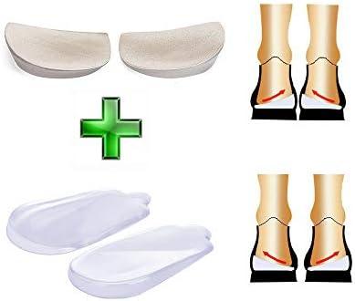 Orthopedic Insoles Heel Inserts Lift