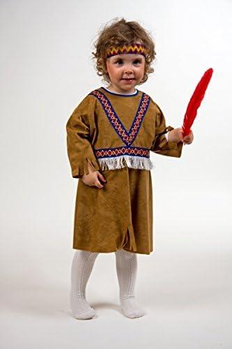 Vestido karnevalstore24 – Freche palomas niños Disfraz tamaño 92 ...