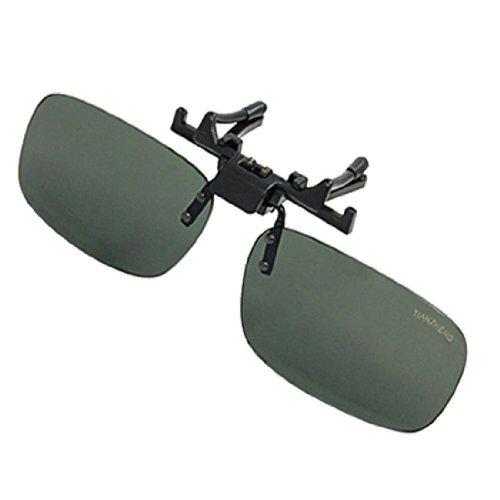 Amazon.com : eDealMax Hermoso Verde Oscuro plástico lente ...