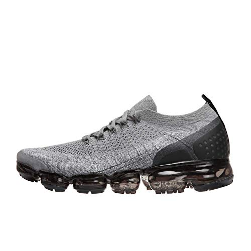 1013de771fcab5 ZYXLD Men s Air Max Flyknit Sport Running Trainers Shoes Lightweight Casual  Walking Sneakers