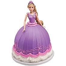"DecoPac Disney Princess Doll Signature Cake DecoSet Cake Topper, Rapunzel, 11"""