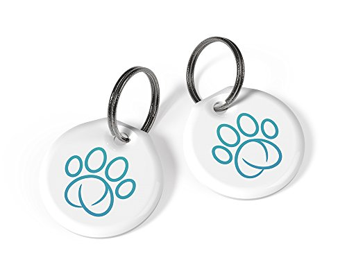 (SureFlap Pack of Two RFID Collar Tags)