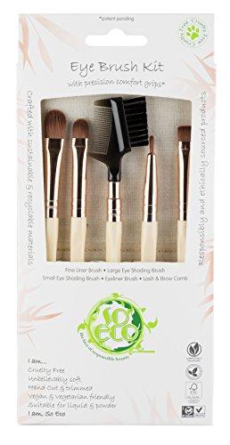 So Eco Eye Brush Set